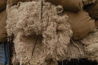 Reste der Filament Produktion